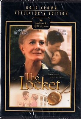 The Locket (DVD) Hallmark Gold Crown Collector's Ed Vanessa Redgrave  BRAND NEW