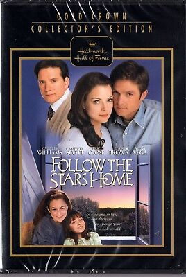 Follow The Stars Home (DVD) Hallmark Gold Crown Collector's Edition  BRAND NEW