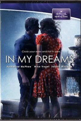 In My Dreams (DVD) Hallmark Hall of Fame  Katharine McPhee, Mike Vogel BRAND NEW