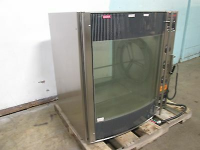"""""""hobart - Hr7"""" H.d.commercial Ct Dual Phase Electric Chicken/rib Rotisserie Oven"""