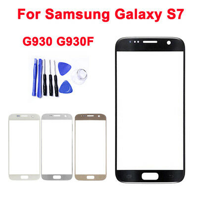 OEM Front Outer Touch Screen Replacement Glass Lens For Samsung Galaxy S7 G930