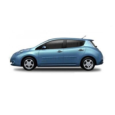 Dawn Painted Body Side Molding for 2011-2017 Nissan Leaf - RAT