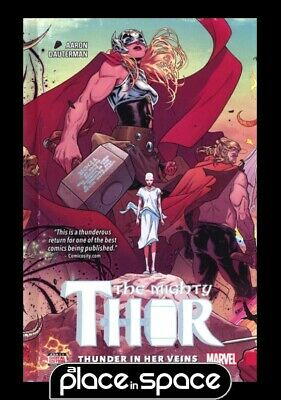 Mighty Thor Prem Thunder In Her Veins Vol 01 - Hardcover