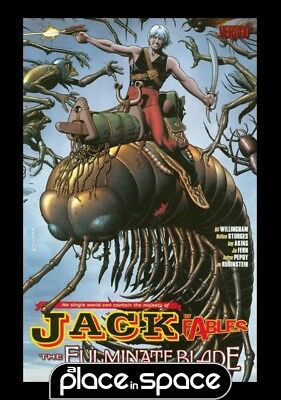 Jack Of Fables Vol 08 The Fulminate Blade  - Softcover