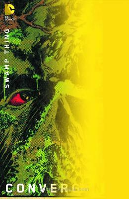Convergence: Swamp Thing #1A VF/NM; DC | save on shipping - details inside