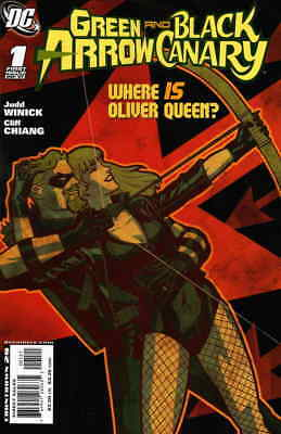 Green Arrow/Black Canary #1A VF/NM; DC | save on shipping - details inside
