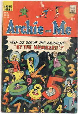 Archie and Me #19 FN; Archie | save on shipping - details inside