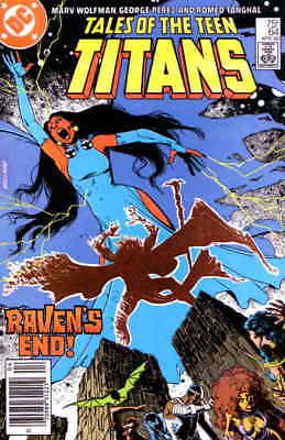 Tales of the Teen Titans #64 VF/NM; DC | save on shipping - details inside