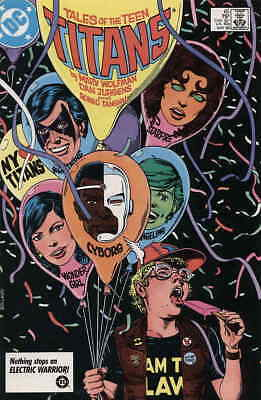 Tales of the Teen Titans #65 VF/NM; DC | save on shipping - details inside