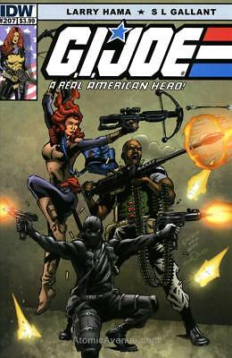 G.I. Joe, A Real American Hero #207 VF/NM; Marvel | save on shipping - details i