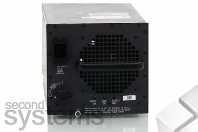 Cisco WS-CAC-1300W AC Netzteil Power Supply - Catalyst 6000 6500