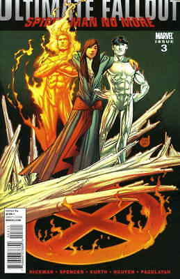 Ultimate Fallout #3 VF/NM; Marvel | save on shipping - details inside
