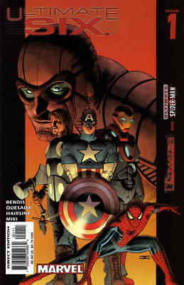 Ultimate Six #1 VF/NM; Marvel | save on shipping - details inside