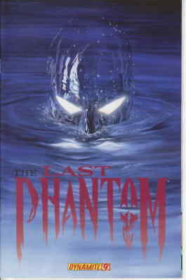 Last Phantom, The #9A VF/NM; Dynamite | save on shipping - details inside
