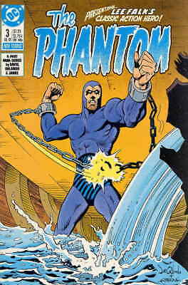Phantom, The (2nd Series) #3 VF/NM; DC | save on shipping - details inside
