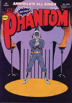 Phantom, The (Frew) #1409 VF/NM; Frew | save on shipping - details inside