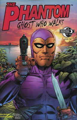 Phantom, The: Ghost Who Walks #3A VF/NM; Moonstone | save on shipping - details