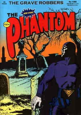 Phantom, The (Frew) #1386 VF/NM; Frew | save on shipping - details inside