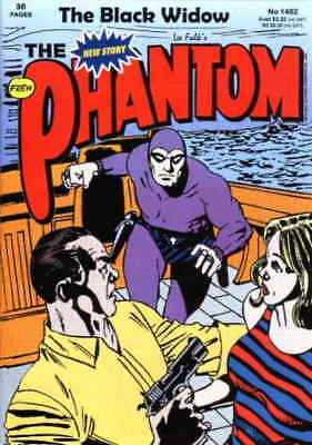 Phantom, The (Frew) #1402 VF/NM; Frew | save on shipping - details inside