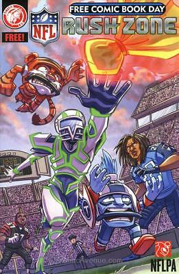 NFL Rush Zone FCBD #2013 VF/NM; Action Lab | save on shipping - details inside