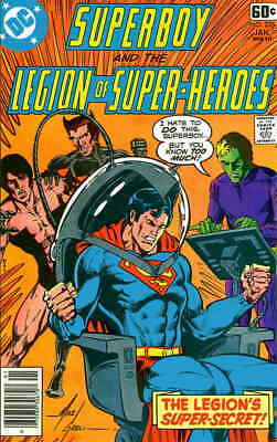 Superboy and the Legion of Super-Heroes #235 FN; DC | save on shipping - details