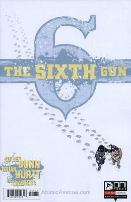 Sixth Gun, The #24 VF/NM; Oni | save on shipping - details inside