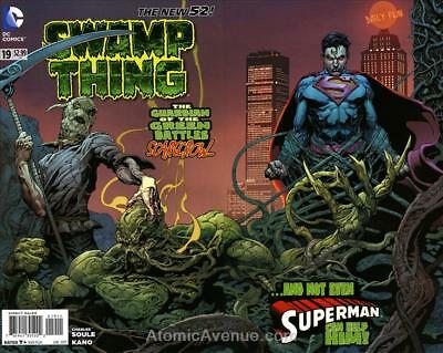 Swamp Thing (5th Series) #19 VF/NM; DC | save on shipping - details inside