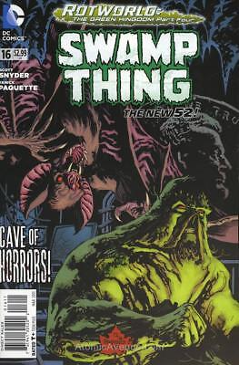 Swamp Thing (5th Series) #16 FN; DC | save on shipping - details inside