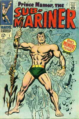 Sub-Mariner, The (Vol. 2) #1 FN; Marvel   save on shipping - details inside