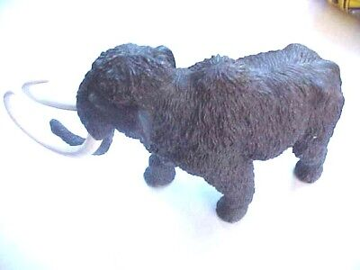WOOLY MAMMOTH PREHISTORIC Dinosaur  9 inches