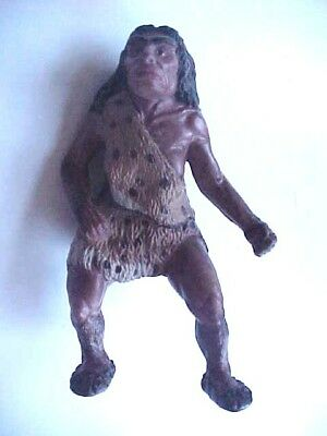 Missing Links Neanderthal woman by Safari Ltd; toy/cave man/ LONG RETIRED