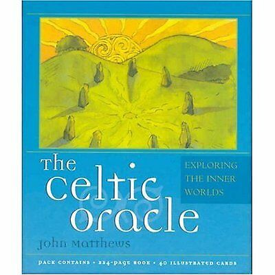 The Celtic oracle: exploring the inner worlds by John Matthews (Paperback /