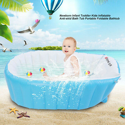 Portable Adult Child Bath Tub PVC Portable Spa Warm Bathtub Inflatable Air Pump