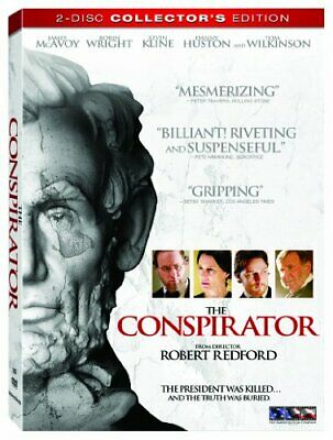 The Conspirator (Two-Disc Collector's Edition) DVD