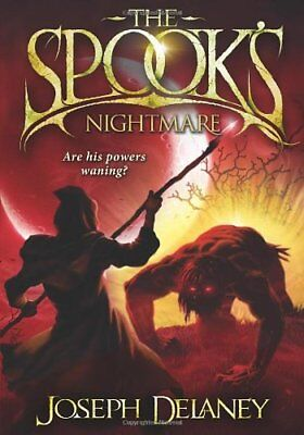 The Spook's Nightmare: Book 7 (The Wardstone Chronicles),Joseph Delaney
