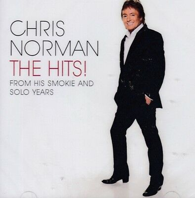 Chris Norman / The Hits! From His Smokie And Solo Years - Best of (2 CDs, NEW)