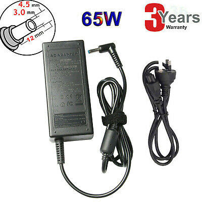 Laptop Charger AC Adapter for HP Model 250 G2 G3 G4 Notebook 45W/65W COLG