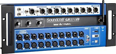 Soundcraft Ui24R - Digitales 24-Kanal Mischpult