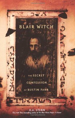 Blair Witch: The Secret Confessions of Rustin Parr, Stern, A. 9780743411530,,