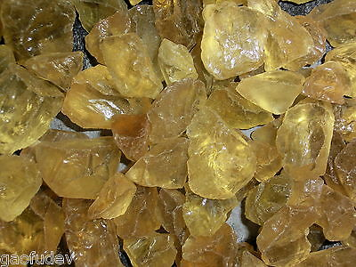 Clear Lemon Quartz Crystal from Africa 4.5 to 10 g Small size Pcs 1 kg Lot
