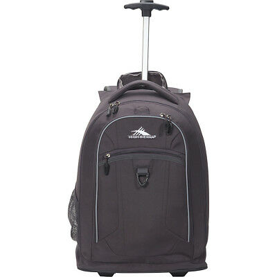 High Sierra Welter Wheeled Backpack- eBags Exclusive - Rolling Backpack NEW