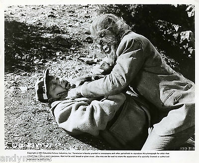 "1974 ""The Werewolf"" Columbia Pictures Original Publicity Photo w/ Steven Rich"