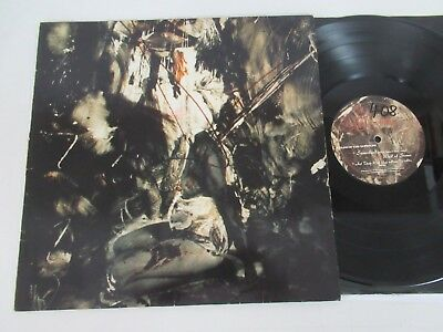 Fields Of The Nephilim/elizium  Lp 1990 Beggars Banquet Rebel Rec. Spv 006-30891