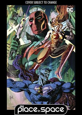 Red Hood And The Outlaws, Vol. 2 #24B - March Variant (Wk28)