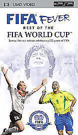 FIFA Fever - Best Of The World Cup [UMD Mini for PSP], DVD | 5023093060404 | New