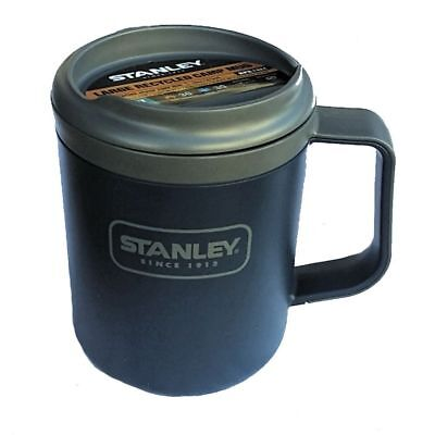 Stanley Abenteuer eCycle® Camp Mug Tasse Becher blau navy 473 ml Isolierbecher