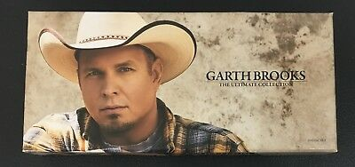 Garth Brooks - The Ultimate Collection Exclusive 10 Discs Box Set AUDIO CD