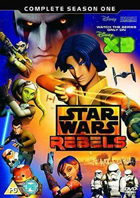Star Wars Rebels Stagione 1 [DVD ], DVD 8717418458874 NUOVO