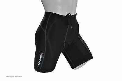 size choice new Louis Garneau Women/'s PRO Max 2 cycling shorts pad /& waist cord