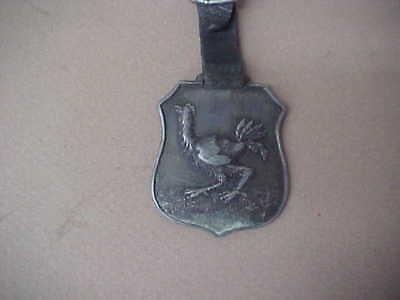 Vtg. Aultman-Taylor Machinery Co. Watch Fob (Mansfield, Ohio)